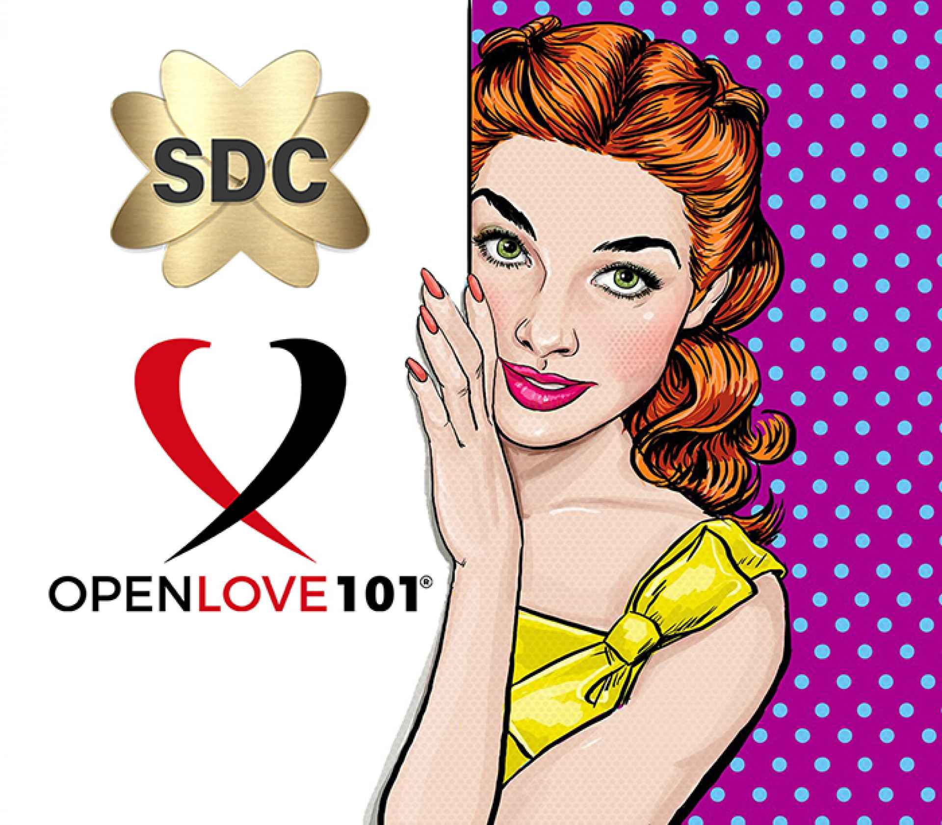 Openlove 101 SDC Newbie Lifestyle Guide Attendees