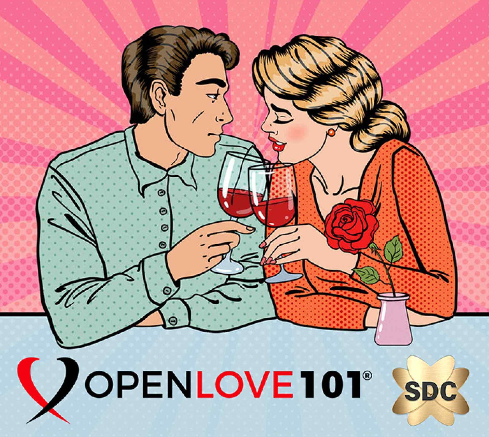 Openlove 101 SDC Beginner Lifestyle Clubgids Drinken