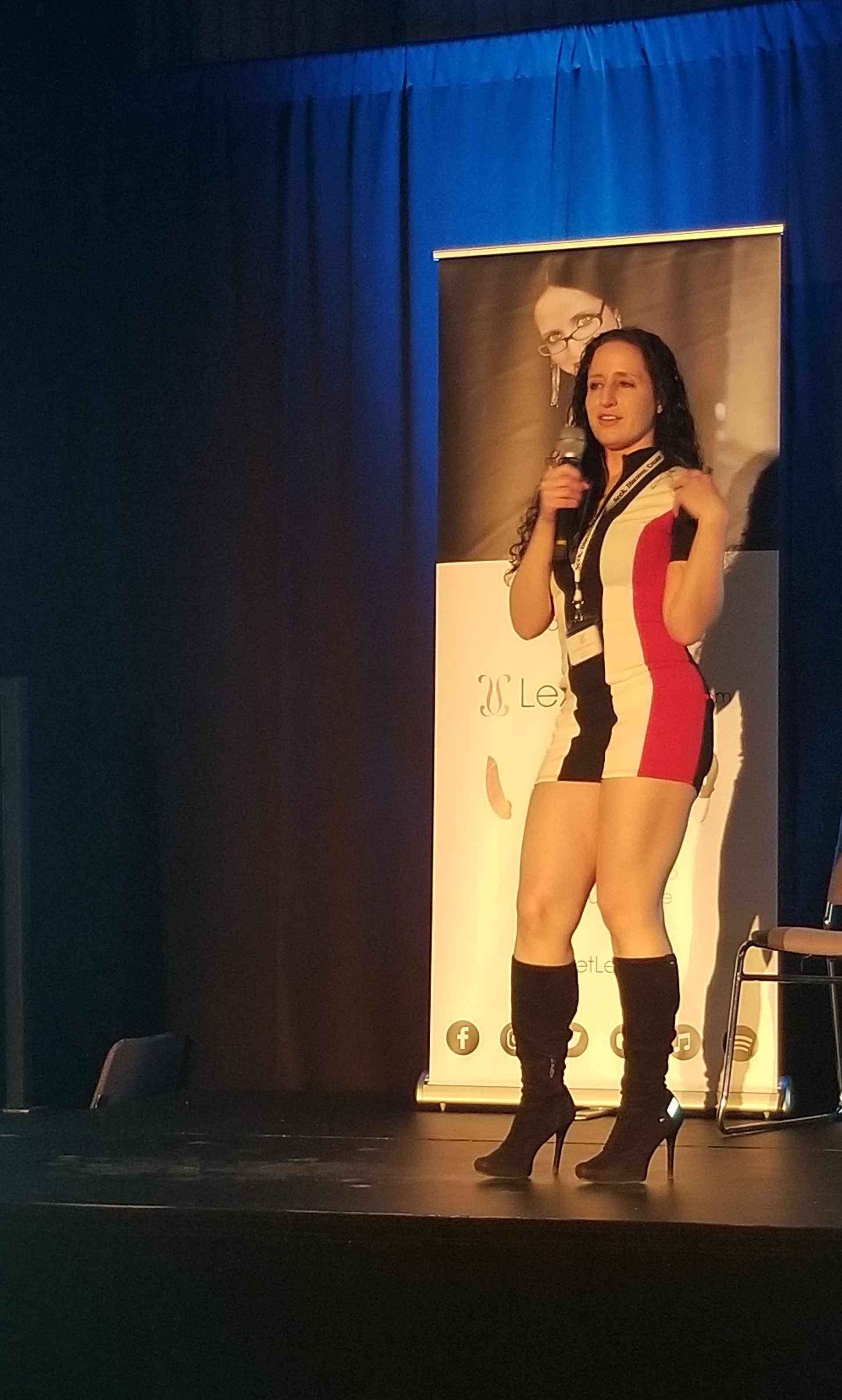 SDC Montreal Tabu Show 2020 Lexi Sylver