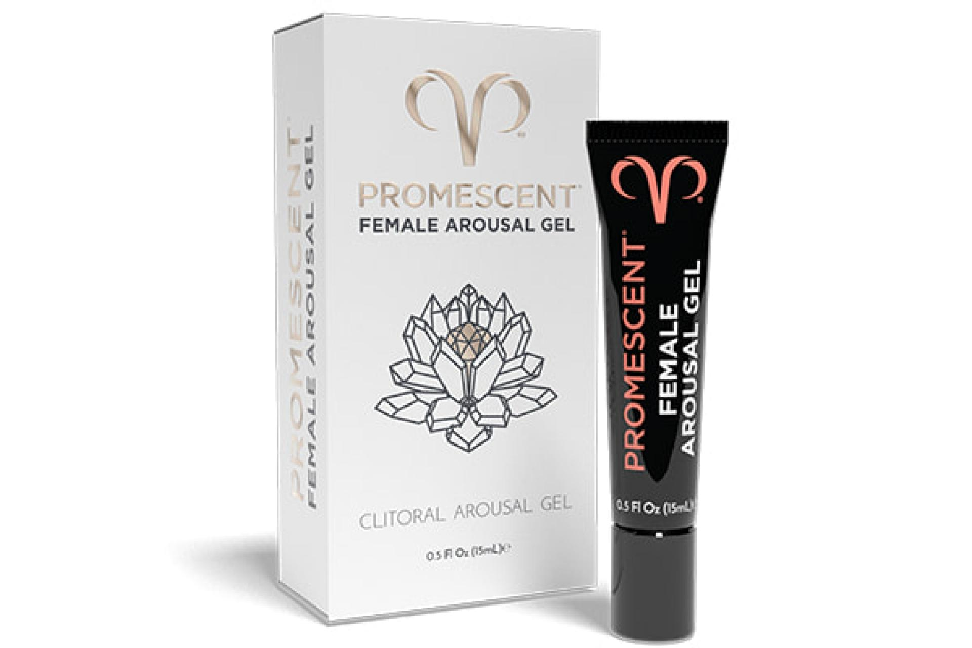 Promescent Female Arousal Gel