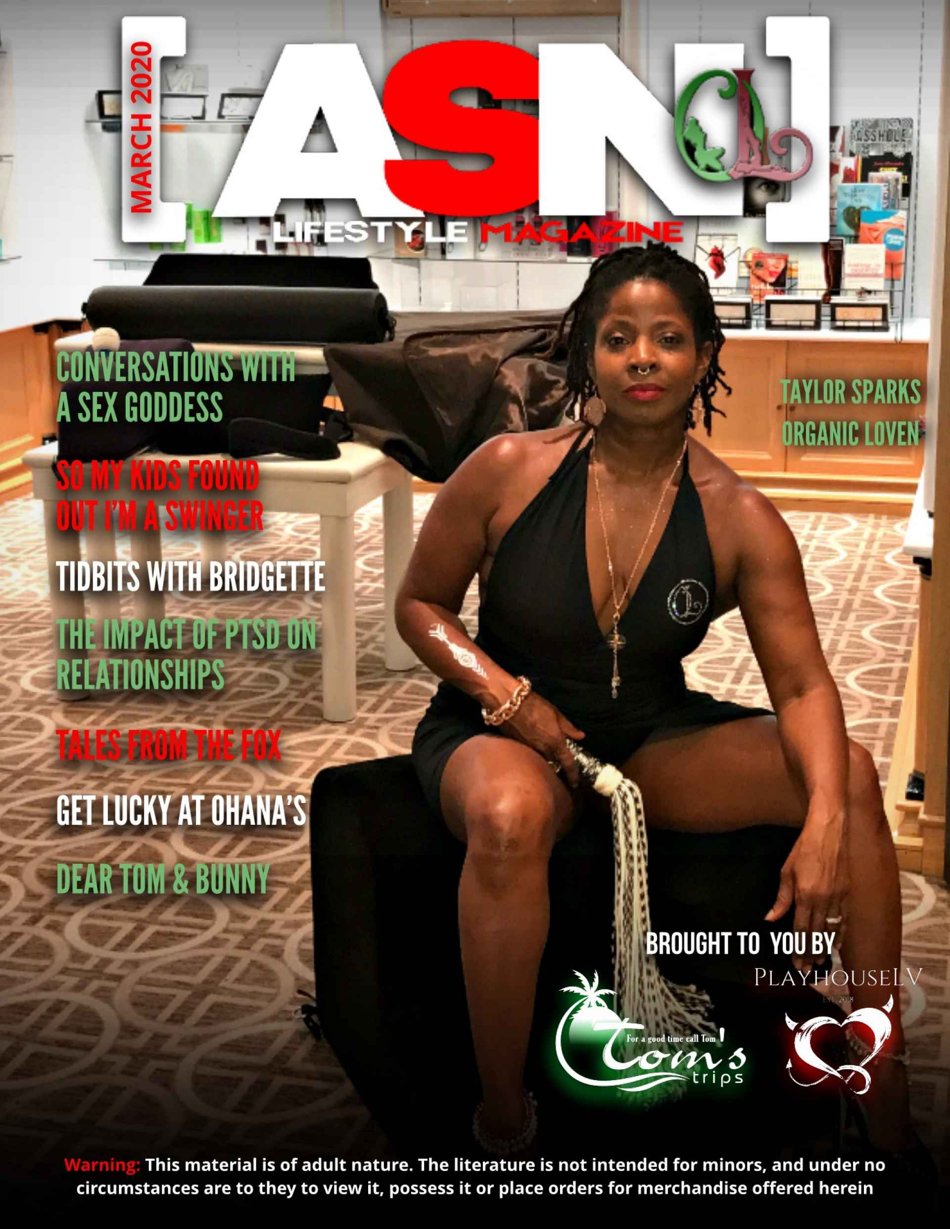 ASN Lifestyle Magazine March 2020