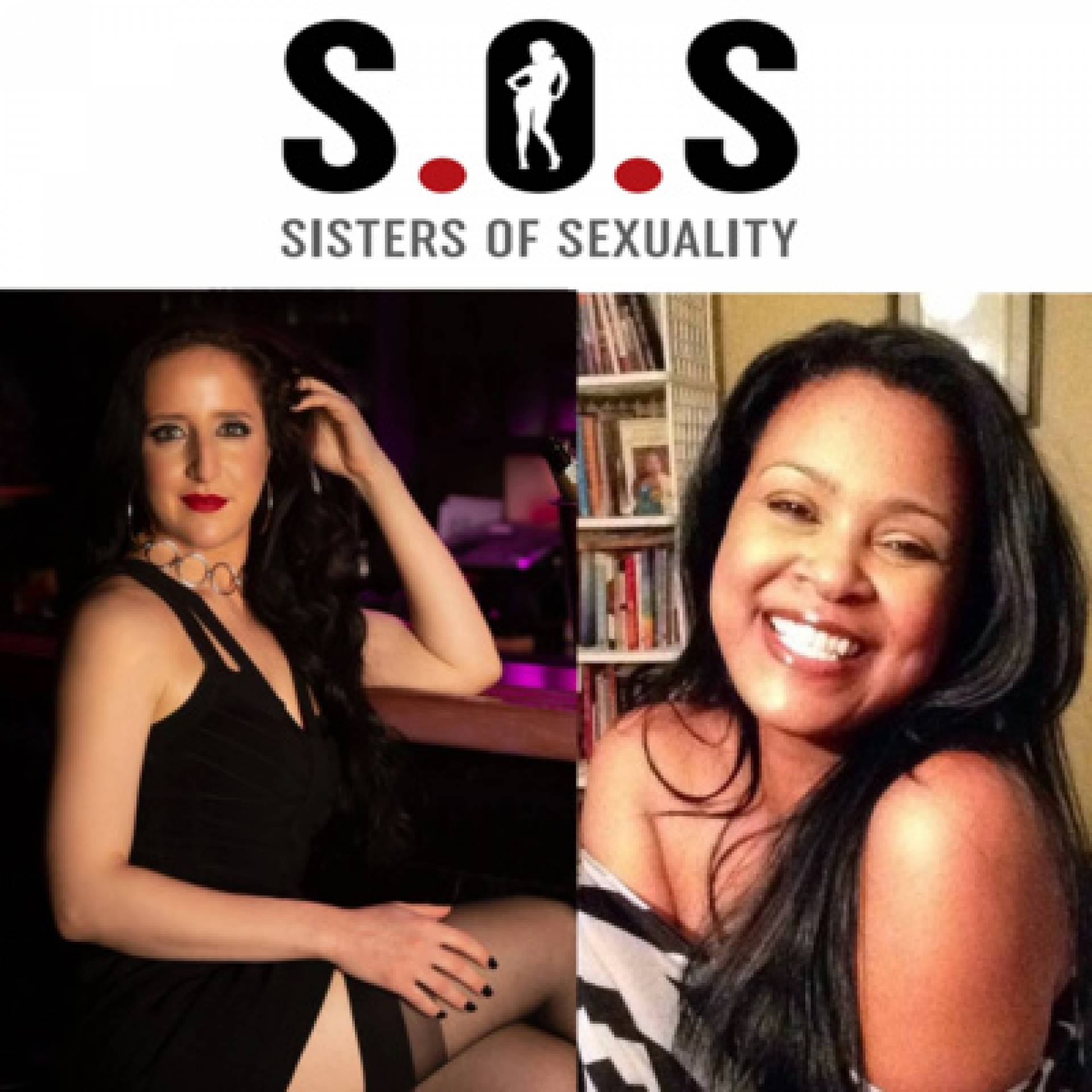 SDC Sisters of Sexuality Podcast Paris Michelle Blair Lexi Sylver