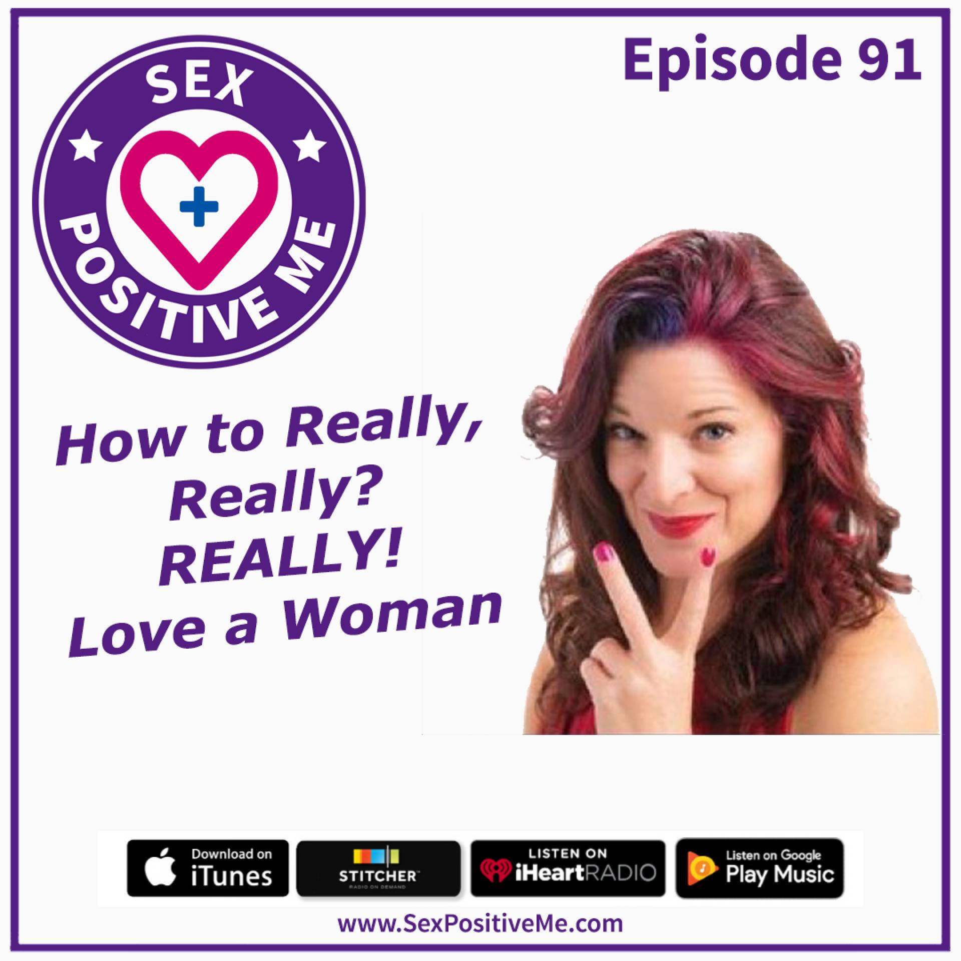 SDC Sex Positive Me Podcast Eleanor OBrien Sexual Pleasure