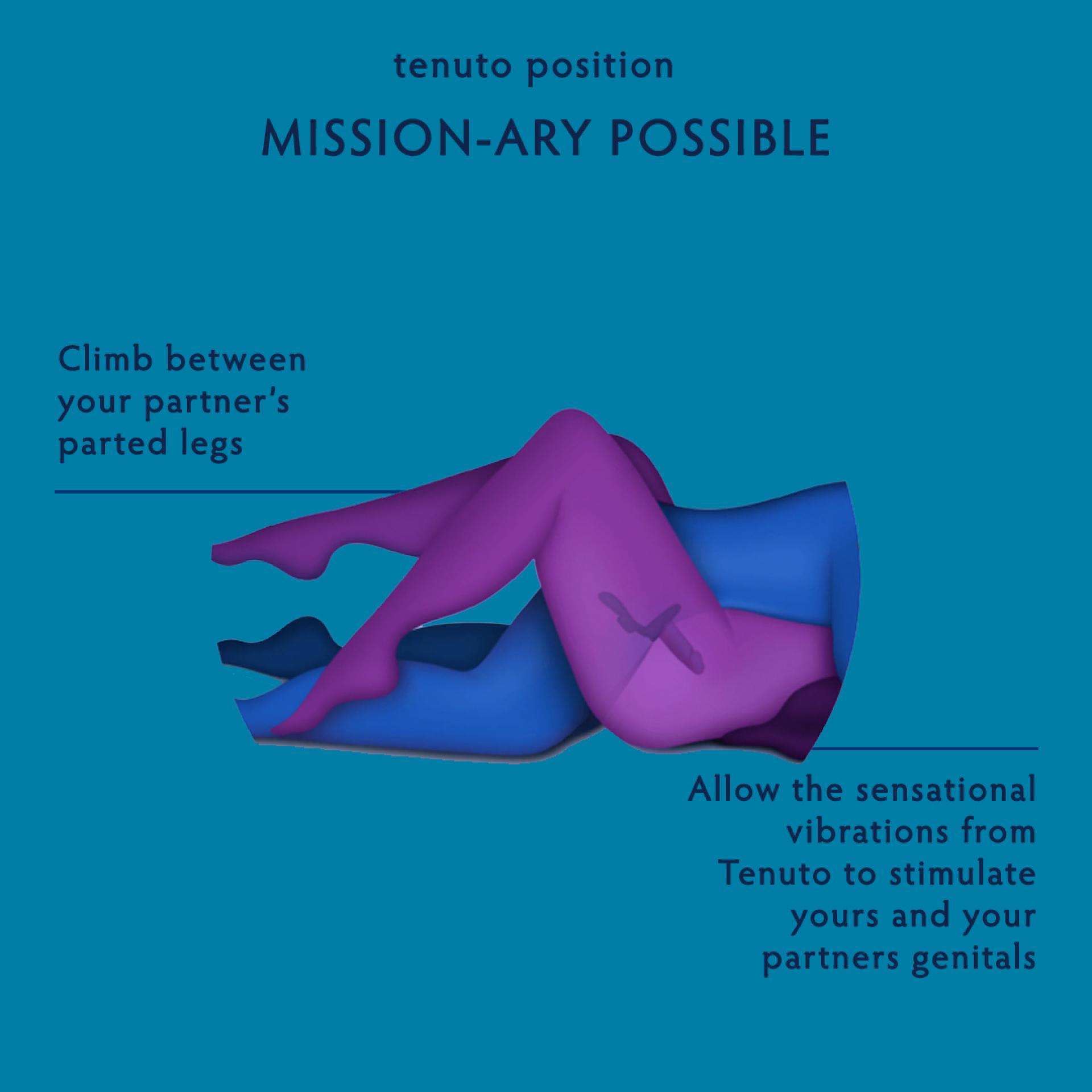SDC MysteryVibe Tenuto App Sex Game Toy Pleasure Product