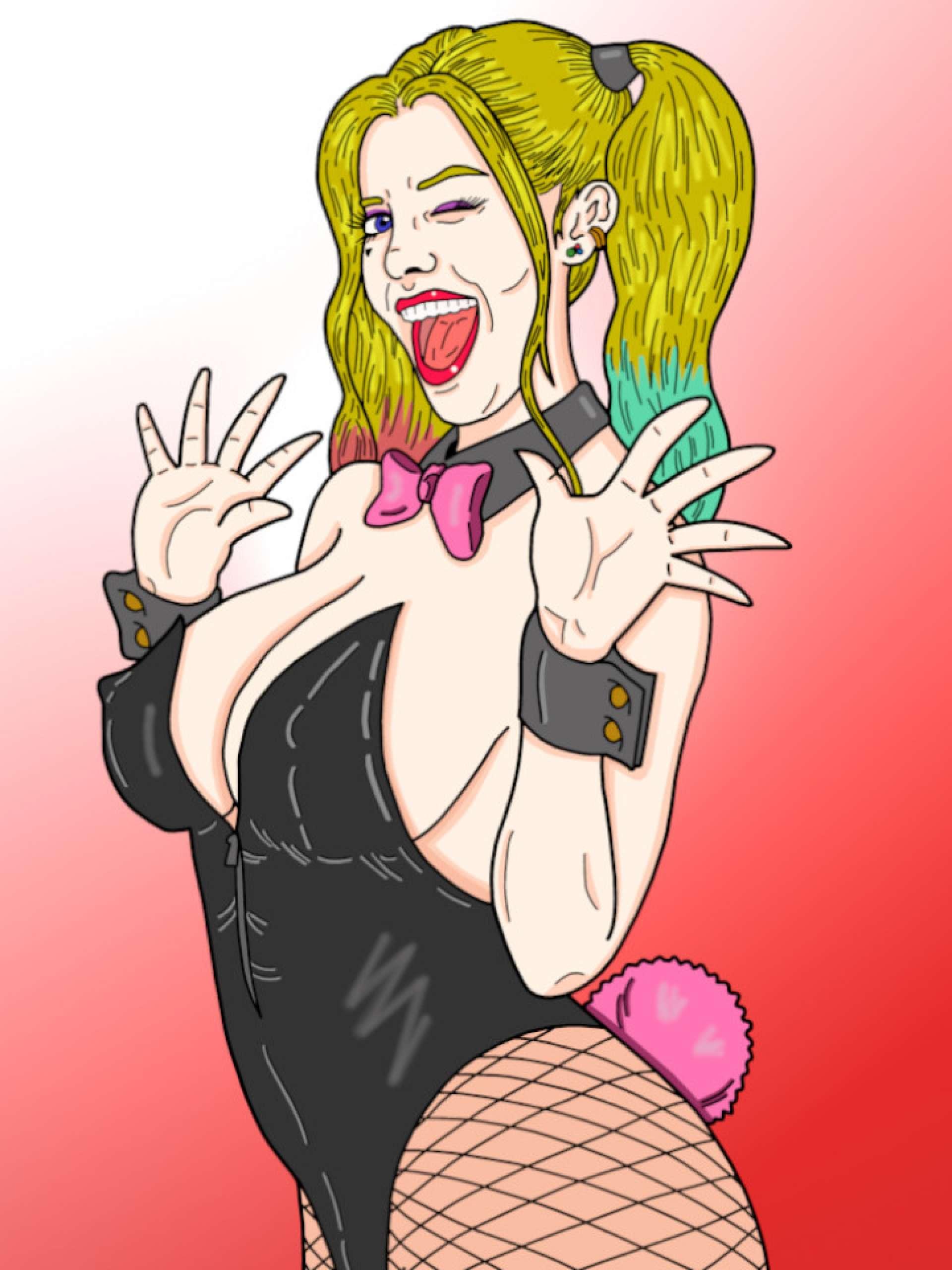 AlexOkami Artist Illustrator PinUp Nude Fetish ASN Lifestyle Magazine