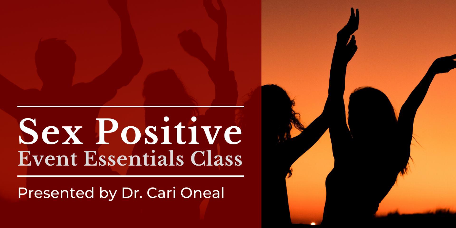 Sex Positive Event Essentials