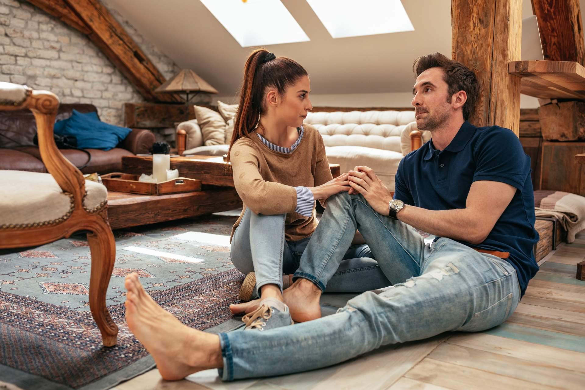 Swingers Open Lifestyle Couple Consent Conversation