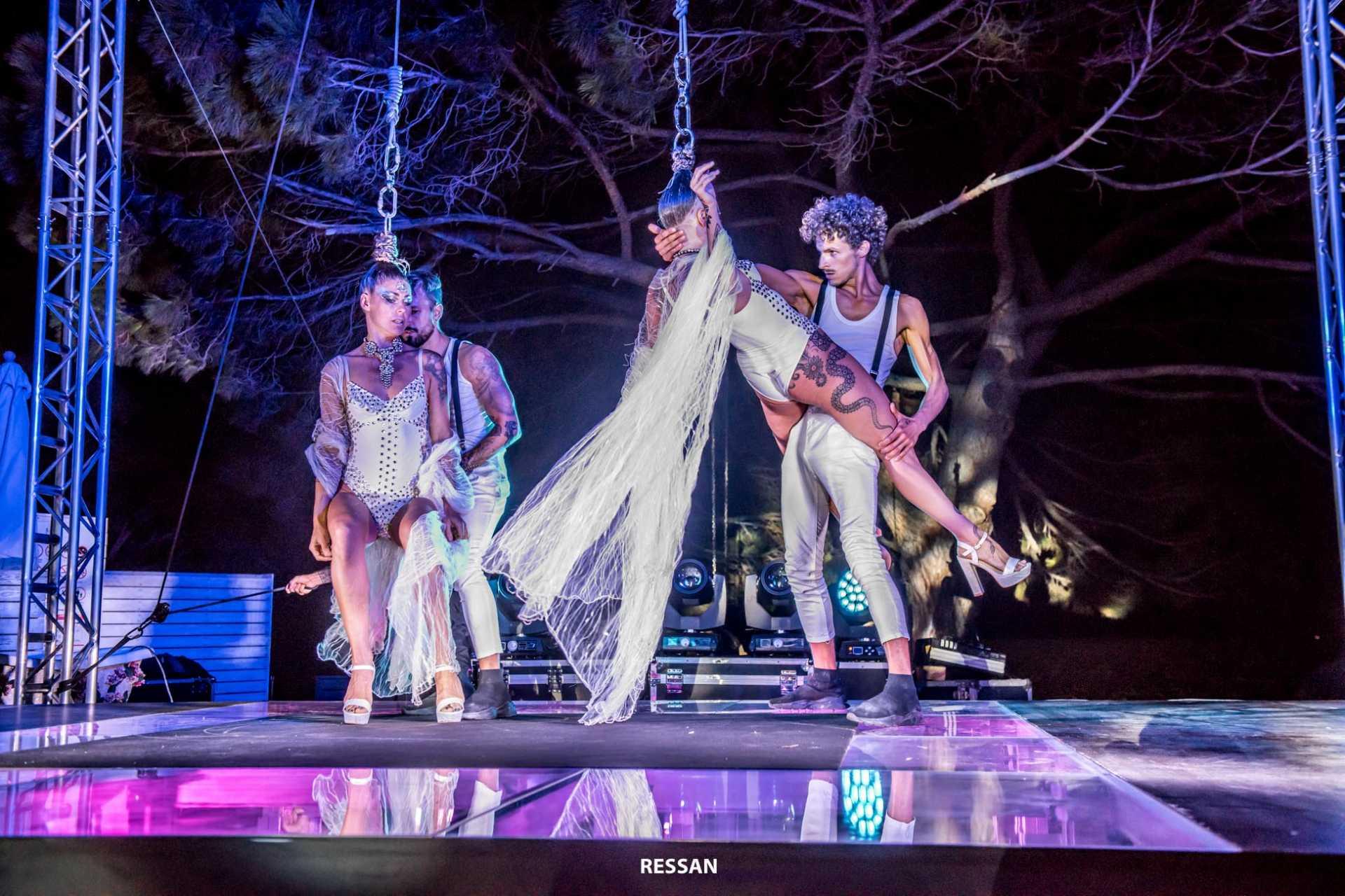 SDC Ibiza Entertainment Swingers Vakantie Foto door Ressan