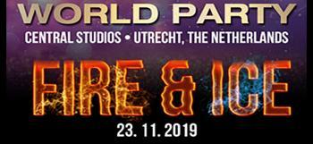 SDC World Party Utrecht Netherlands 2019 November 23