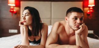 Seks? Steeds meer mensen doen het minder vaak