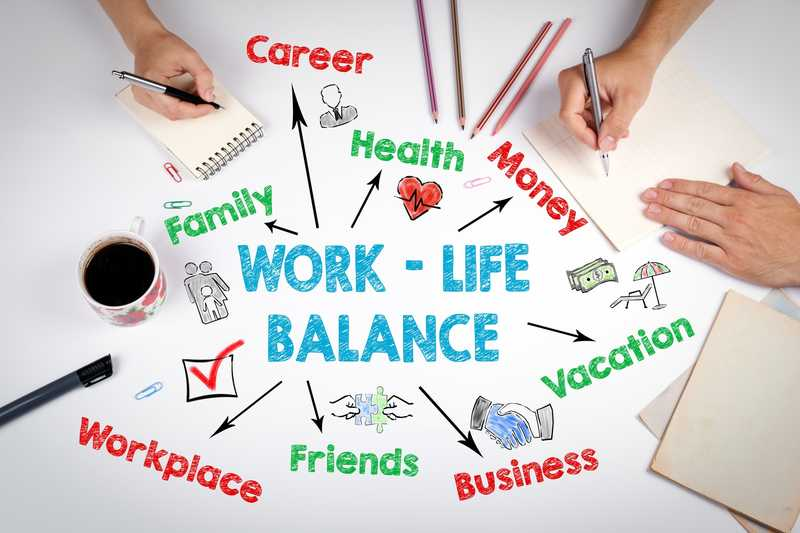 How Can You And Your Partner Achieve A Stable Work-Life Balance?