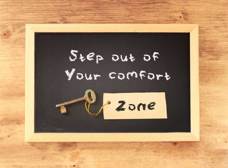 Go Beyond Your Sexual Comfort Zone