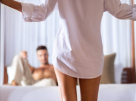 The Sexual Trifecta: Anticipation