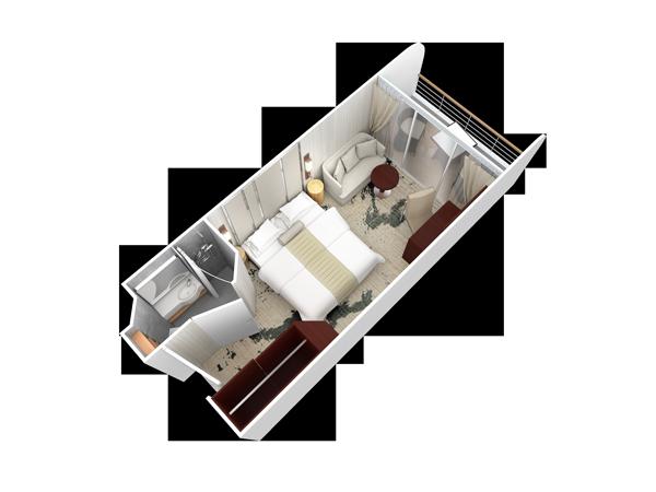 Club-Veranda-Stateroom