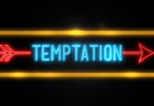 Word Porn: Erotic Quote on Temptation from Oscar Wilde