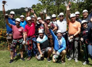 SDC Team-Building in Costa Rica