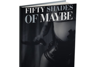 """Review of """"50 Shades of Maybe"""" by SexBecause"""