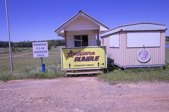 Tom Bunny Louisiana Rumble Swingers Lifestyle Motorcycle Rally